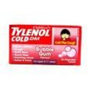 Tylenol Children's Chewable