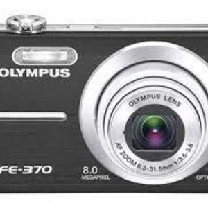 Olympus - FE-370 Digital Camera