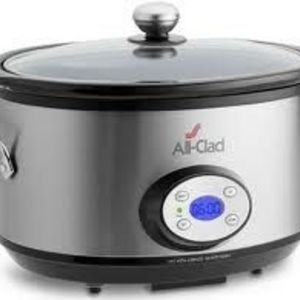 AllClad Slow Cooker with Ceramic Insert