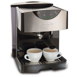 Mr. Coffee Pump Espresso, Cappuccino, & Latte Machine