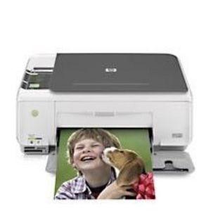 HP Photosmart C3135 All-In-One Printer