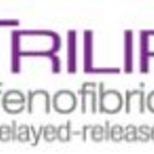 Trilipix fenofibric acid