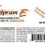 Analpram Hydrocortisone Acetate 2.5% - Pramoxine HCI 1% Cream