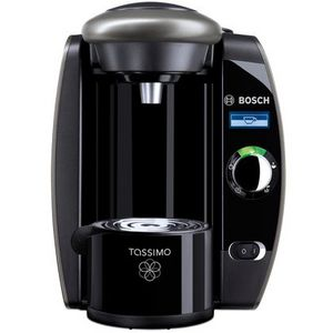 Tassimo by Bosch LCD Premium Single-Cup Home Brewing System