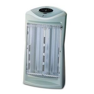 Holmes Portable Quartz Tower Heater with 1Touch