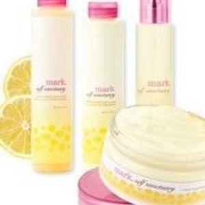Avon mark Self Sanctuary Lemon Sugar Scent (All products)
