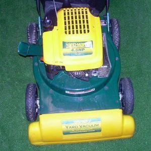 Yard Man by MTD Yard Vacuum