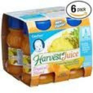 Gerber Harvest Juice