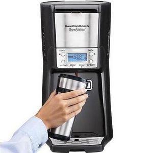 Hamilton Beach BrewStation Summit 12-Cup Coffee Maker