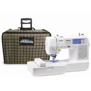 Brother Project Runway Edition Computerized Embroidery & Sewing Machine