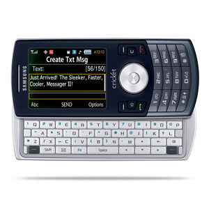 Samsung - Messager II Cell Phone