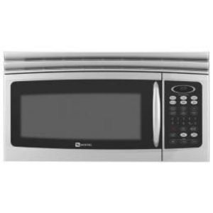 Maytag 1000 Watt 1.6 Cu. Ft. Over-the-Range Microwave Oven in Stainless Steel