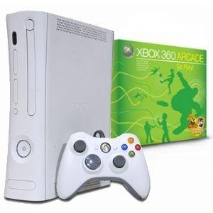 Microsoft Xbox 360 Arcade Console
