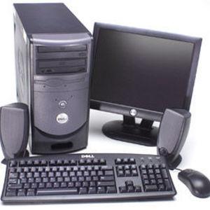 Dell Dimension desktop computer