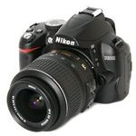 Nikon - D3000 Digital Camera