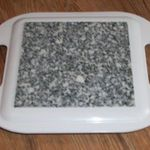 Micro Hot  Plate Thermal-Insulating Stone Plate