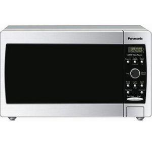 Panasonic Stainless Steel 800 Watts Microwave Oven