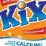 General Mills Kix Cereal