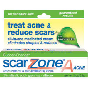 ScarZone Acne Treatment and Scar Diminishing Cream