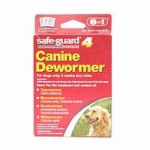 Safe-Guard 4 Canine Dewormer