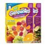 Gerber Graduates for Preschoolers Juice Treats
