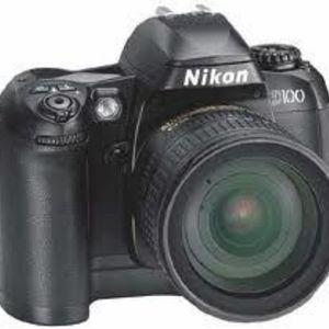 Nikon - D100 Digital Camera