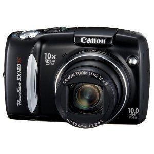 Canon - SX120 IS Digital Camera
