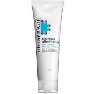Avon Clearskin Blackhead Eliminating Daily Cleanser