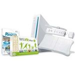 Nintendo - Wii and Wii Fit Plus