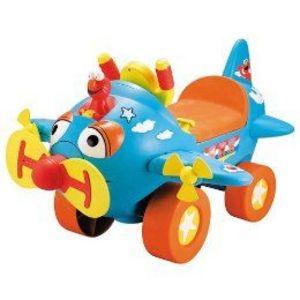 Sesame Street Fly with Elmo Airplane Ride