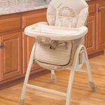 Natures Purest Complete Comfort Hug Me Collection high chair
