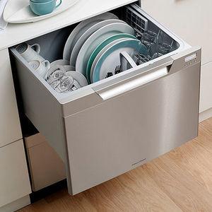 Kitchenaid Single Drawer Dishwasher Kudd03stss Kudd03stbl
