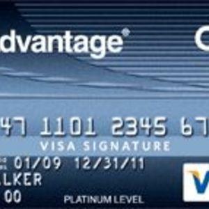 Citi - Platinum Select AAdvantage Visa Signature Card