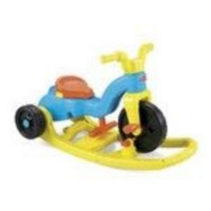 Fisher Price Tricycle - Rock Roll n Ride