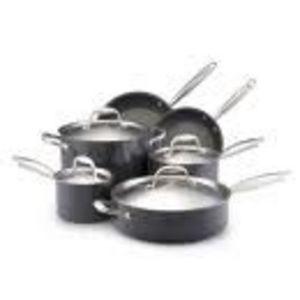 Anolon Titanium 10-Piece Nonstick Cookware