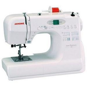 Janome Jem Platinum Computerized Sewing Machine