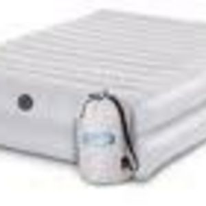 AeroBed Queen Sleep Basics Elevated