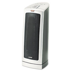 Lasko Portable Oscillating Ceramic Tower Heater