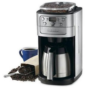 Cuisinart Grind & Brew 12-Cup Thermal Coffee Maker