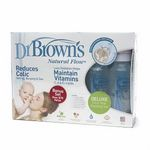 Dr. Brown's Natural Flow Deluxe Gift Set