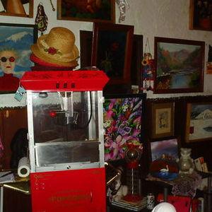costco costco giant popcorn maker