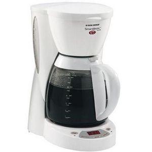 Black & Decker SmartBrew 12-Cup Coffeemaker