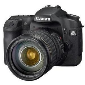 Canon - EOS 40D Body Only Digital Camera