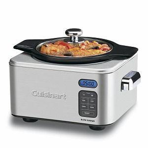 Cuisinart 4-Quart Programmable Slow Cooker