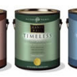 Pittsburgh Paints Manor Hall Timeless Interior Paint