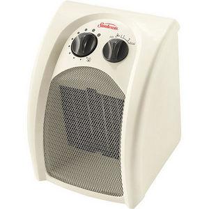 Sunbeam Portable Compact Ceramic Heater