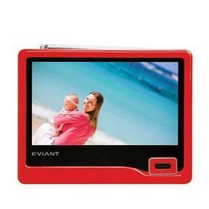 Eviant T7-01 7 in. Portable TV