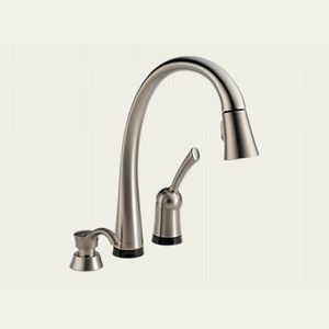 Delta Touch2O Kitchen Faucet
