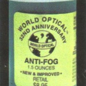 World Optical Products Anti-Fog Lens Cleaner