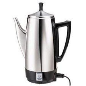 Presto 12-Cup Stainless Steel Coffeemaker 0